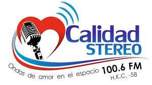 Calidad Stereo 100.6 FM