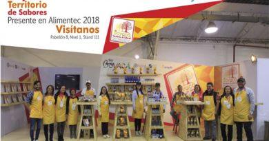 Boyacá en la Feria Alimentec 2018