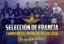 ¡Hay nuevo rey: Francia se coronó campeón del Mundial de Rusia!