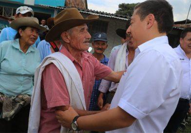 Gobernador Amaya estará este jueves en Zetaquira y Maripí 'Porque Creemos Cumplimos'