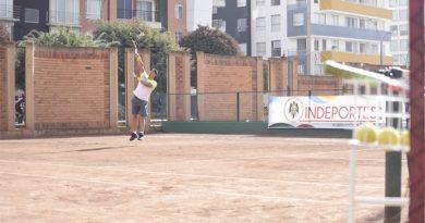 Este fin de semana se realizará Torneo de Tenis de Campo en la Villa Deportiva de Indeportes