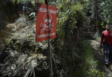 Zetaquira, Páez y Garagoa declarados libres de minas antipersona