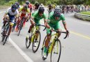 Cayetano Sarmiento llegó entre los 20 mejores en cuarta etapa de la Vuelta a Colombia