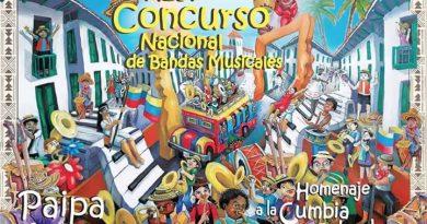 Gobernación de Boyacá, patrocinador oficial del Concurso de Bandas en Paipa