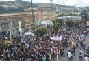 Tunja vivió un día lleno de música, arte y cultura en la Marcha por la Educación