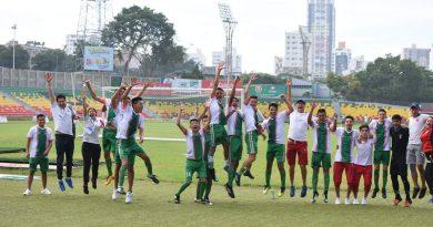 Boyacá clasificó en fútbol masculino a la final nacional de Supérate