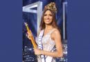 Gabriela Tafur de Valle, fue elegida Señorita Colombia