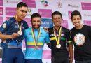 Yeison Rincón campeón nacional de ruta en la categoría sub-23