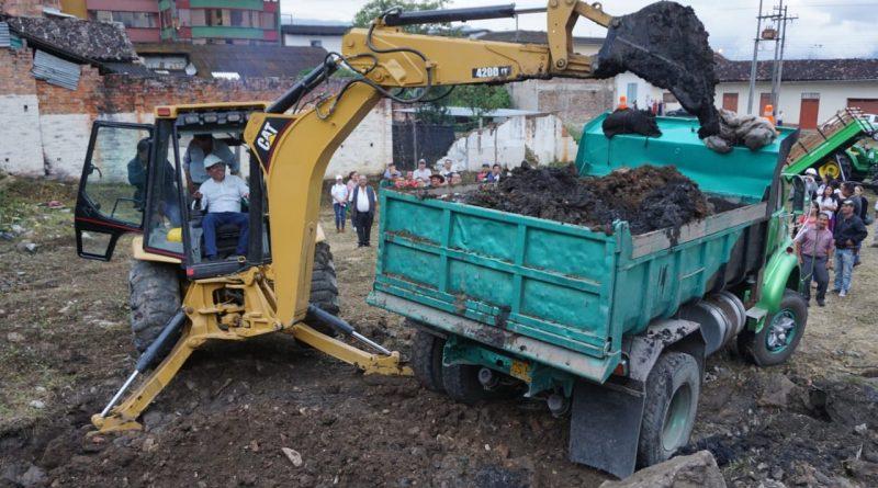 Inició construcción del proyecto nuevo Hospital de Miraflores