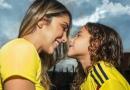 Hermosa decoración navideña que ya alistó Daniela Ospina con su hija